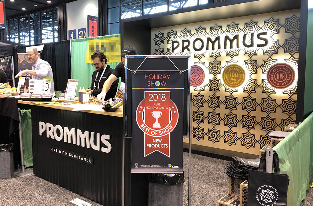 "Star Client PROMMUS Wins ""Best of Show"" Award"