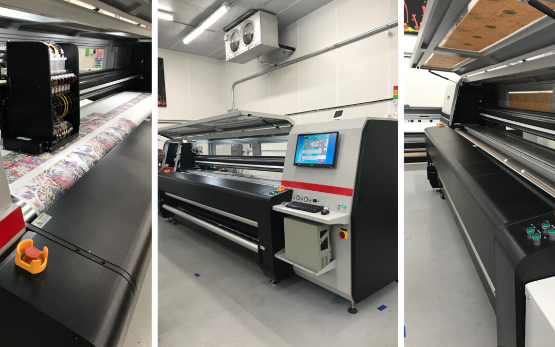 A Q&A about the Star Panthera S4 3.2M Dye Sublimation Printer
