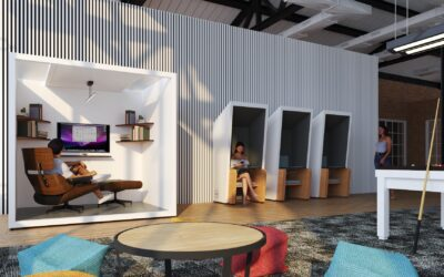 Star Launches Line of Customizable Modular Workspaces